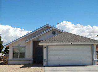 3724 Fiddlewood Cir , El Paso TX