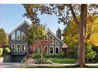 244 Rinconada Ave , Palo Alto CA