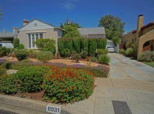 8931 Beverlywood St , Los Angeles CA