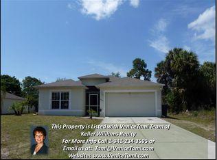 4227 Pine Cone Ter , North Port FL