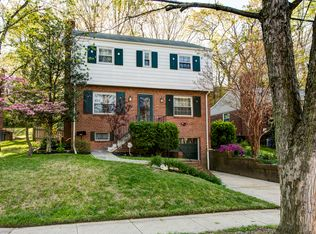 2439 Valley Way , Cheverly MD