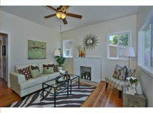 1553 Jefferson Ave , Redwood City CA
