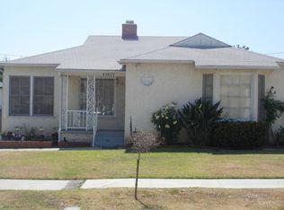 11617 S St Andrews Pl , Los Angeles CA