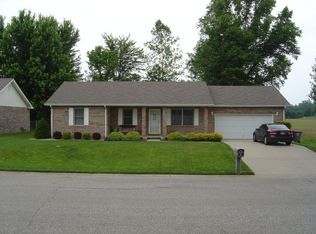 529 Northbrook Dr , Seymour IN