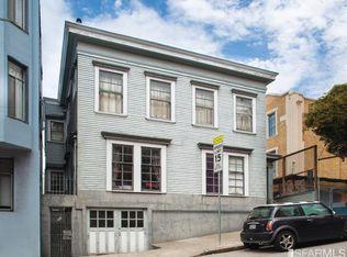 1570 Washington St , San Francisco CA