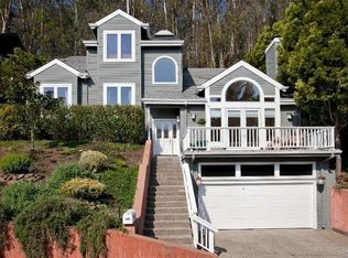 558 Alta Way , Mill Valley CA