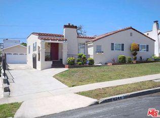 4244 W 59th Pl , Los Angeles CA