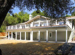 4920 Warm Springs Rd , Glen Ellen CA