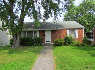 2247 Berkley Ave SW , Roanoke VA