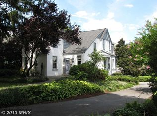 4713 Drummond Ave , Chevy Chase MD