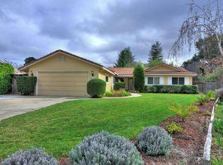 22160 Cloverly Ct , Los Altos CA