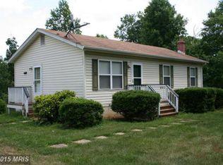 4121 Twymans Mill Rd , Orange VA