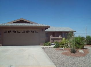 1271 Hardrock Dr , Lake Havasu City AZ