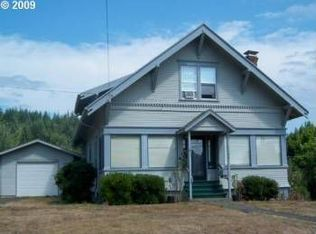 1184 N Collier St , Coquille OR