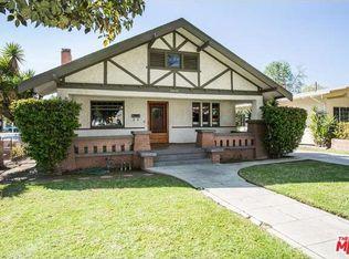 3522 Perlita Ave , Los Angeles CA