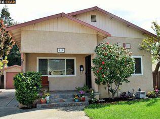 414 Arreba St , Martinez CA