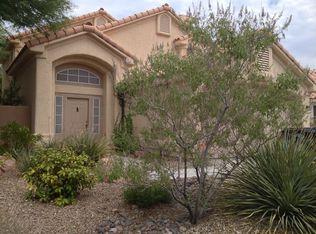 1636 Royal Canyon Dr , Las Vegas NV