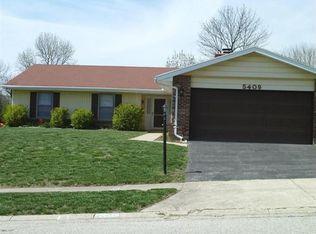 5409 Split Rock Dr , Dayton OH