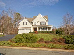 1413 Singleton Ln , Charlottesville VA