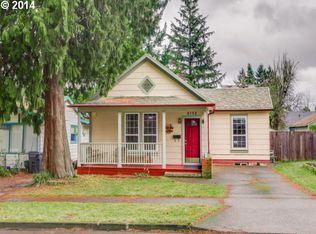 8152 N Druid Ave , Portland OR