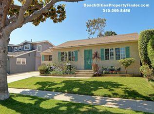 2604 160th St , Redondo Beach CA