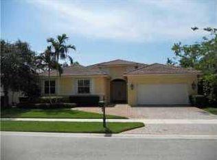 101 Sedona Way , Palm Beach Gardens FL