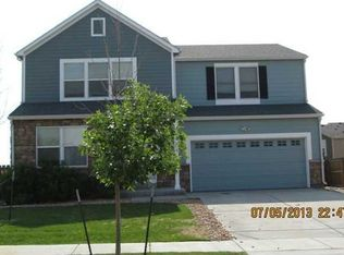 10194 Fairplay St , Commerce City CO