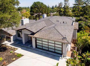 313 Oakview Dr, San Carlos, CA 94070