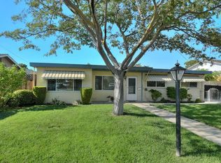 537 Budd Ave , Campbell CA