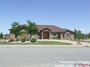 1014 Pritchard Mesa Ct , Grand Junction CO