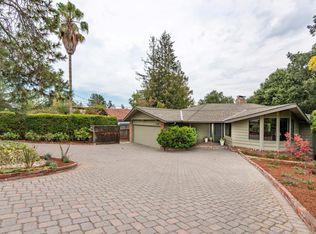 1539 Country Club Dr , Los Altos CA