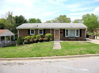 363 Cedarbrook Dr , Danville VA