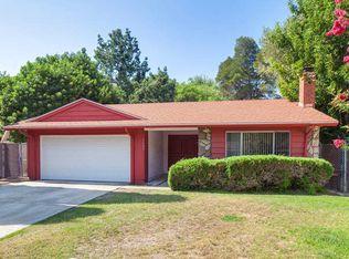 5483 New Mills Rd , San Diego CA