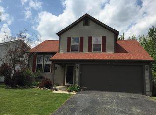 1364 Pepper Ln , Marysville OH