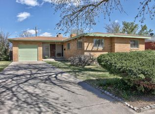 1716 Indiana St NE , Albuquerque NM