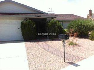 6863 Carrera Dr , Las Vegas NV