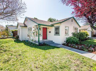 1857 Villa St , Mountain View CA