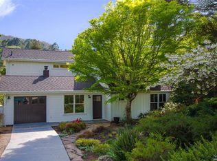 515 Shasta Way , Mill Valley CA