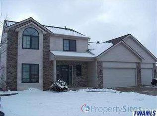 625 Winchester Ridge Ct , Fort Wayne IN