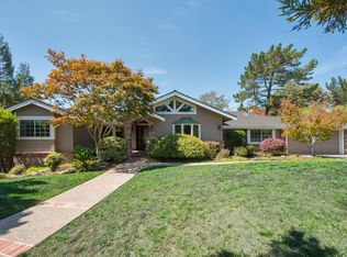 1493 Rancho View Dr , Lafayette CA