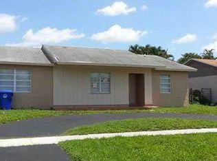 7711 SW 6th Ct , North Lauderdale FL