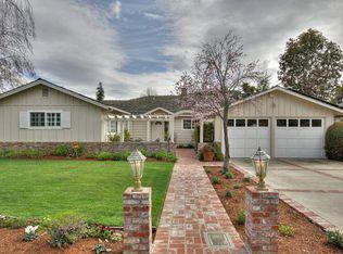 1801 Dalehurst Ave , Los Altos CA
