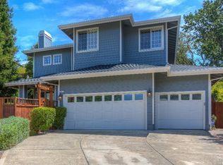 16 Blue Oak Ct , Novato CA