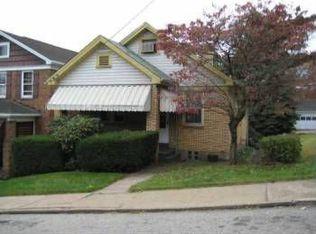 112 Catskill Ave , Pittsburgh PA