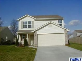 1506 Switchback Cv , Fort Wayne IN