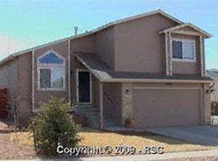 6907 Lost Springs Dr , Colorado Springs CO