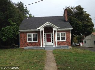 5022 Old National Pike , Frederick MD