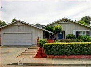1617 Canary Dr , Sunnyvale CA