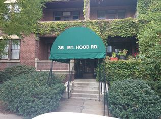 35 Mount Hood Rd Apt 1, Boston MA