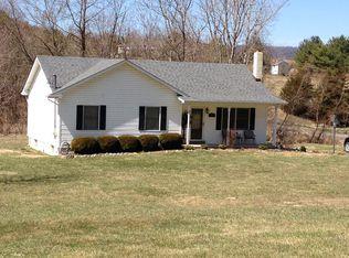 41 Brush Mountain Rd , Bentonville VA